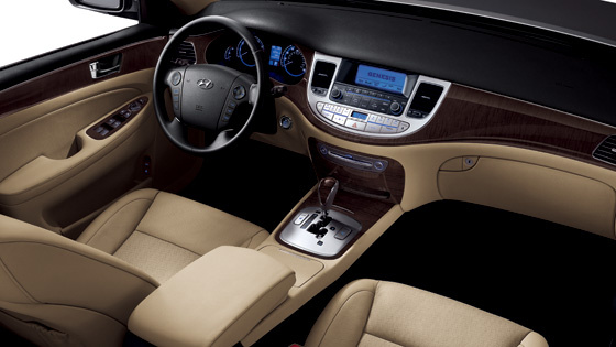 High Quality Picture Of 2009 Hyundai Genesis 4.6 RWD, Interior, Gallery_worthy Design Inspirations