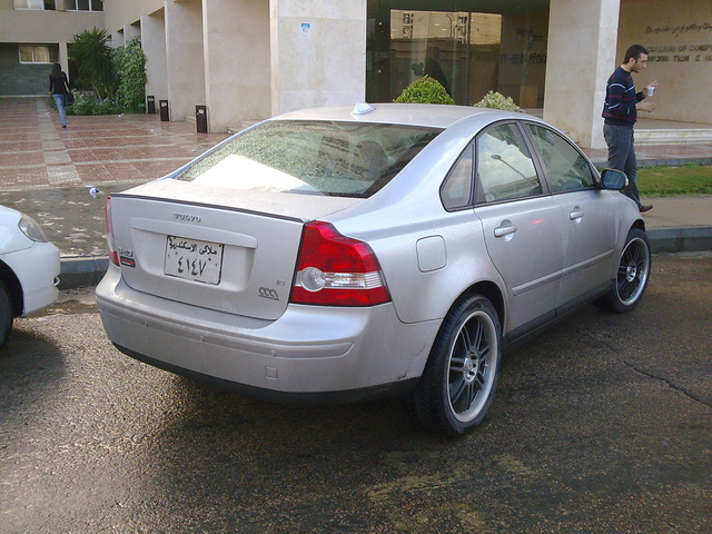 Picture of 2007 Volvo S40, exterior, gallery_worthy