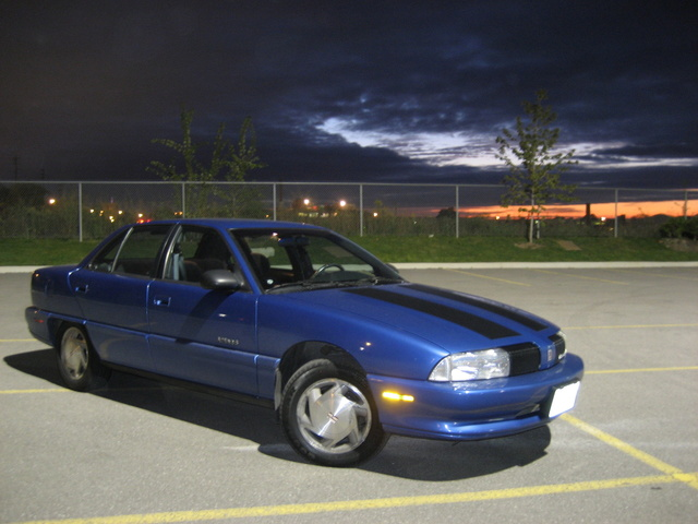 Picture of 1995 Oldsmobile Achieva 4 Dr S Sedan, exterior