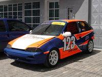 Picture of 1996 Suzuki Swift 2 Dr STD Hatchback, exterior, gallery_worthy