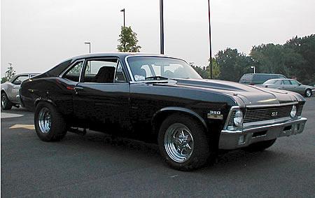1970 Chevrolet Nova picture, exterior