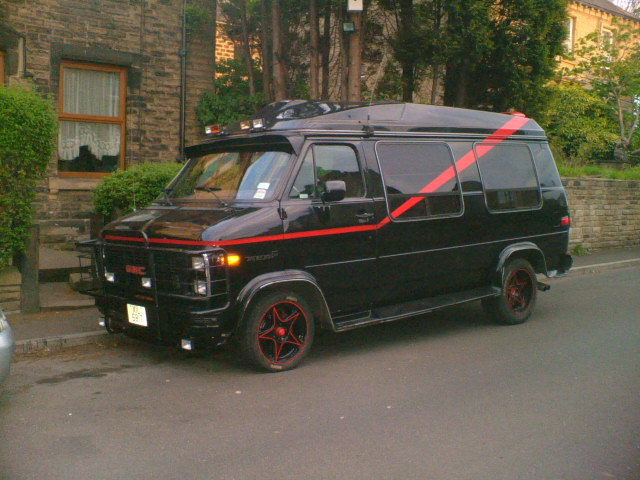 GMC Vandura 1990 | Awesome Wheels | Pinterest