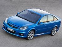 2007 Opel Vectra Overview
