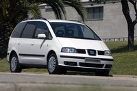 2007 Seat Alhambra Overview