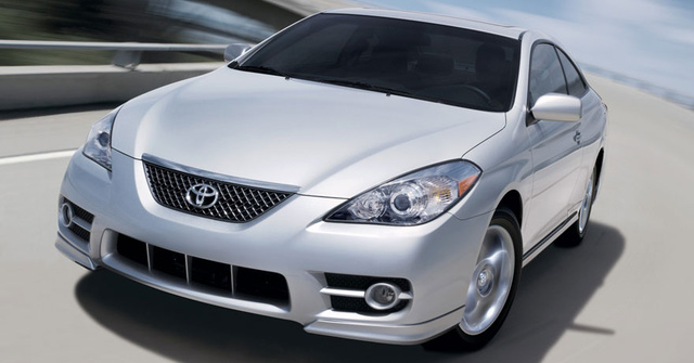 Picture of 2008 Toyota Camry Solara