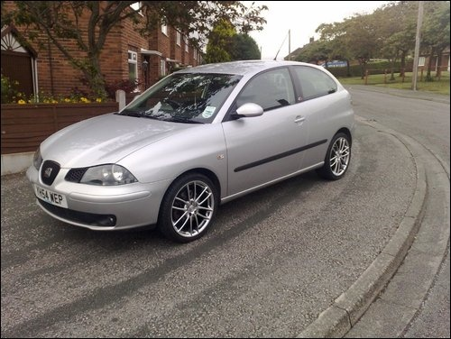 Picture of 2004 Seat Ibiza