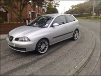 2004 Seat Ibiza Overview