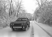 1986 AMC Eagle Picture Gallery