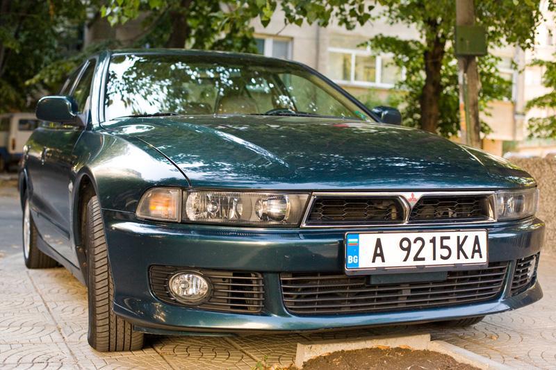 2000 Mitsubishi Galant ES V6 - Pictures - 2000 Mitsubishi Galant ES V6 ...