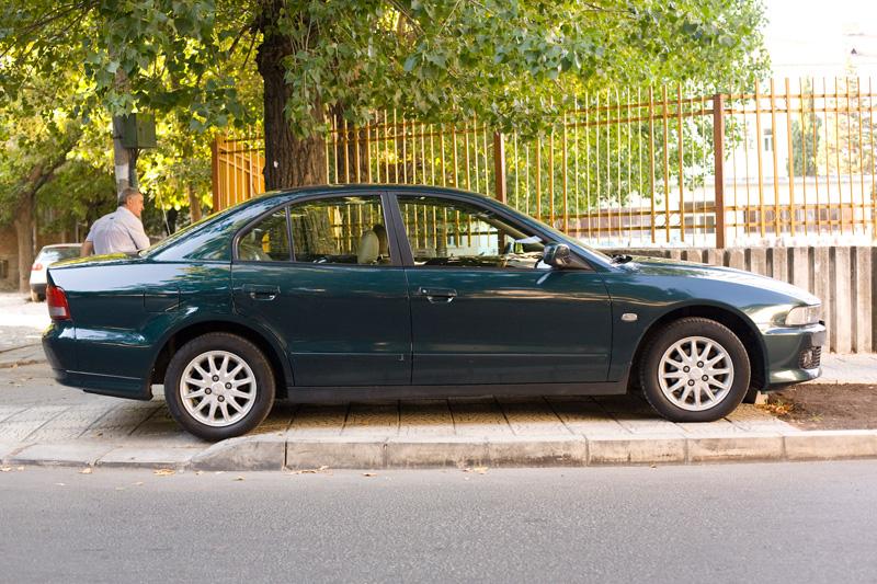 2000 Mitsubishi Galant - Pictures - 2000 Mitsubishi Galant ES V6 p ...