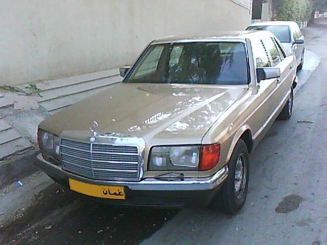 1990 Mercedes-Benz 500-Class