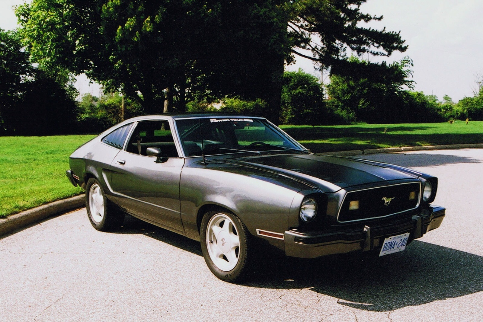 1978 Ford Mustang Pictures Cargurus