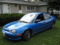 Picture of 1999 Dodge Neon 4 Dr Highline Sedan, exterior, gallery_worthy
