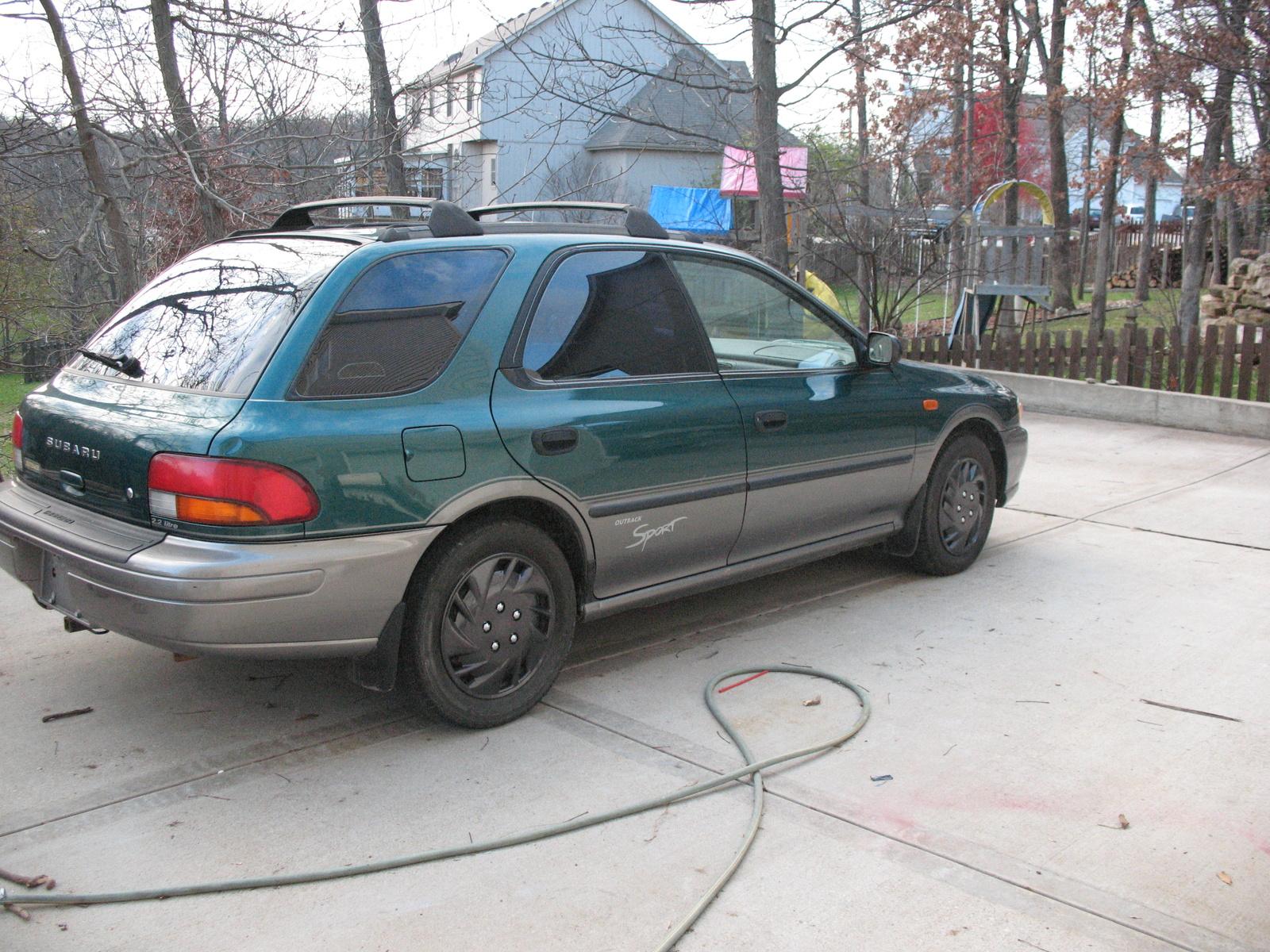 1997 Subaru Impreza Pictures Cargurus