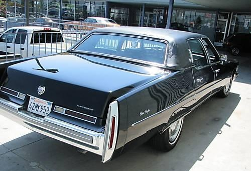 Picture of 1976 Cadillac Fleetwood, exterior, gallery_worthy