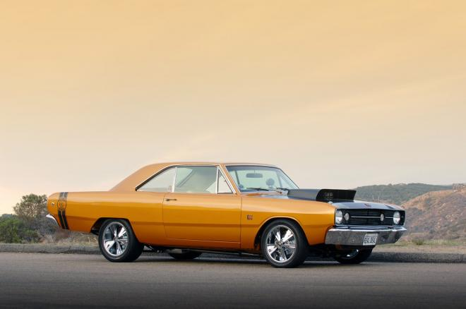 1968 Dodge Dart - Pictures - 1968 Dodge Dart picture - CarGurus