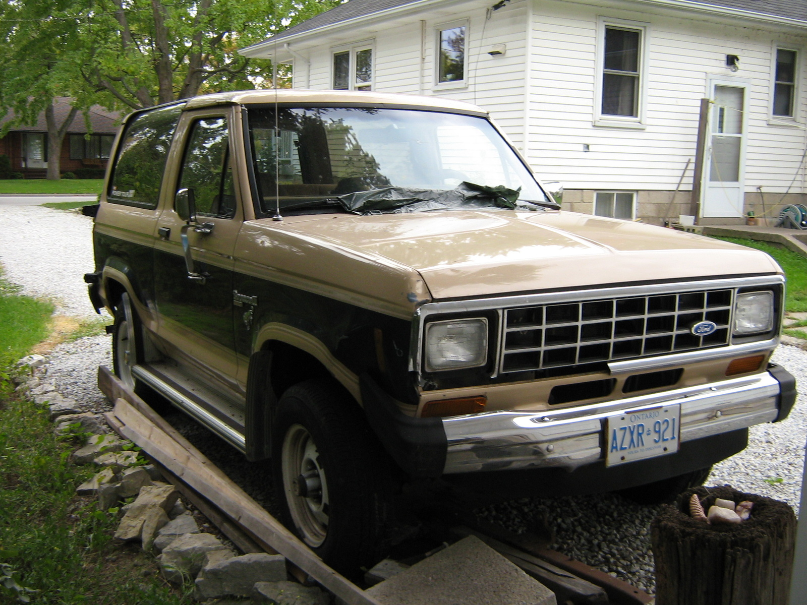 1988 Ford Bronco II - Specifications - CarGurus