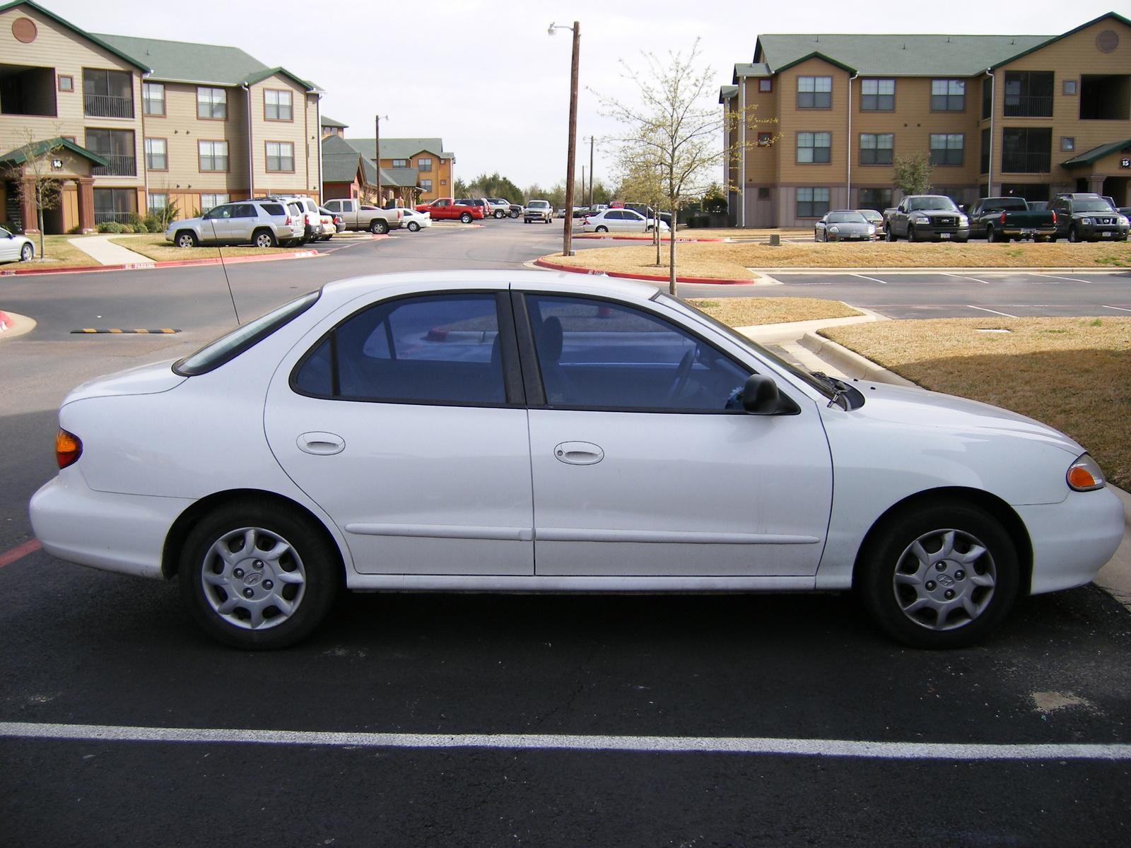 1999 Hyundai Elantra Pictures Cargurus