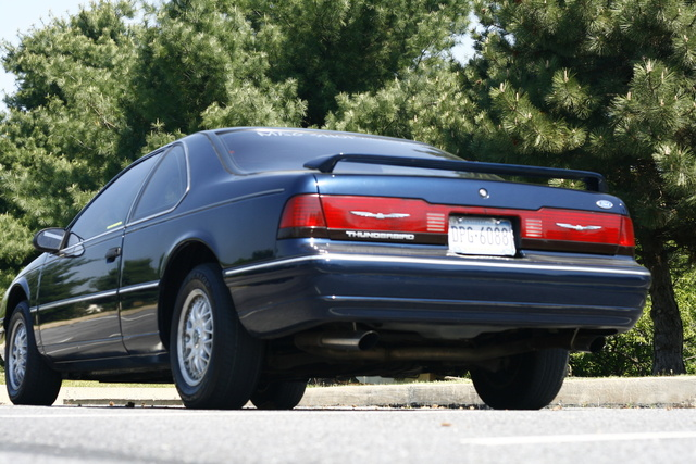 Picture Of 1991 Ford Thunderbird Base Exterior Gallery Worthy
