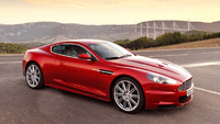 2009 Aston Martin DBS Picture Gallery