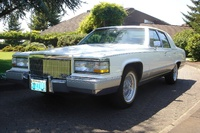 1991 Cadillac Brougham Overview