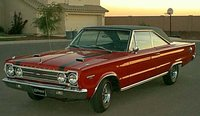 Picture of 1967 Plymouth GTX, exterior