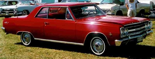 Picture of 1965 Chevrolet Malibu, exterior, gallery_worthy