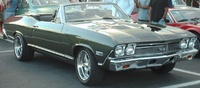 1970 Chevrolet Malibu Overview