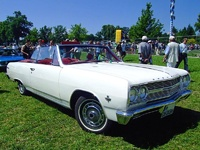 Picture of 1965 Chevrolet Malibu, exterior