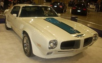 1972 Pontiac Trans Am Overview