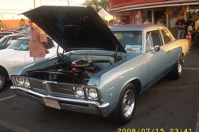 Picture of 1967 Pontiac Beaumont, exterior, engine, gallery_worthy