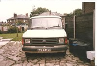 Picture of 1984 Ford Transit Cargo, exterior, gallery_worthy