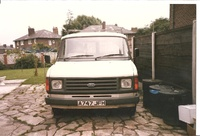 1984 Ford Transit Cargo Overview