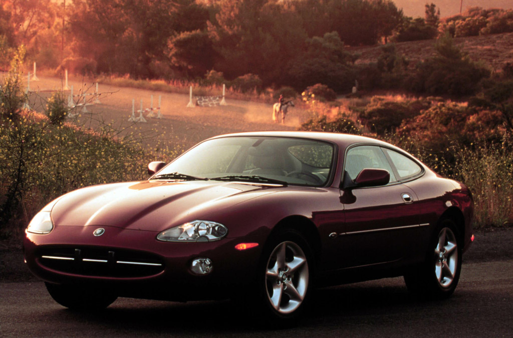 2000 Jaguar XK-Series picture