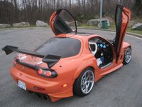 Picture of 1994 Mazda RX-7 Turbo, exterior, engine