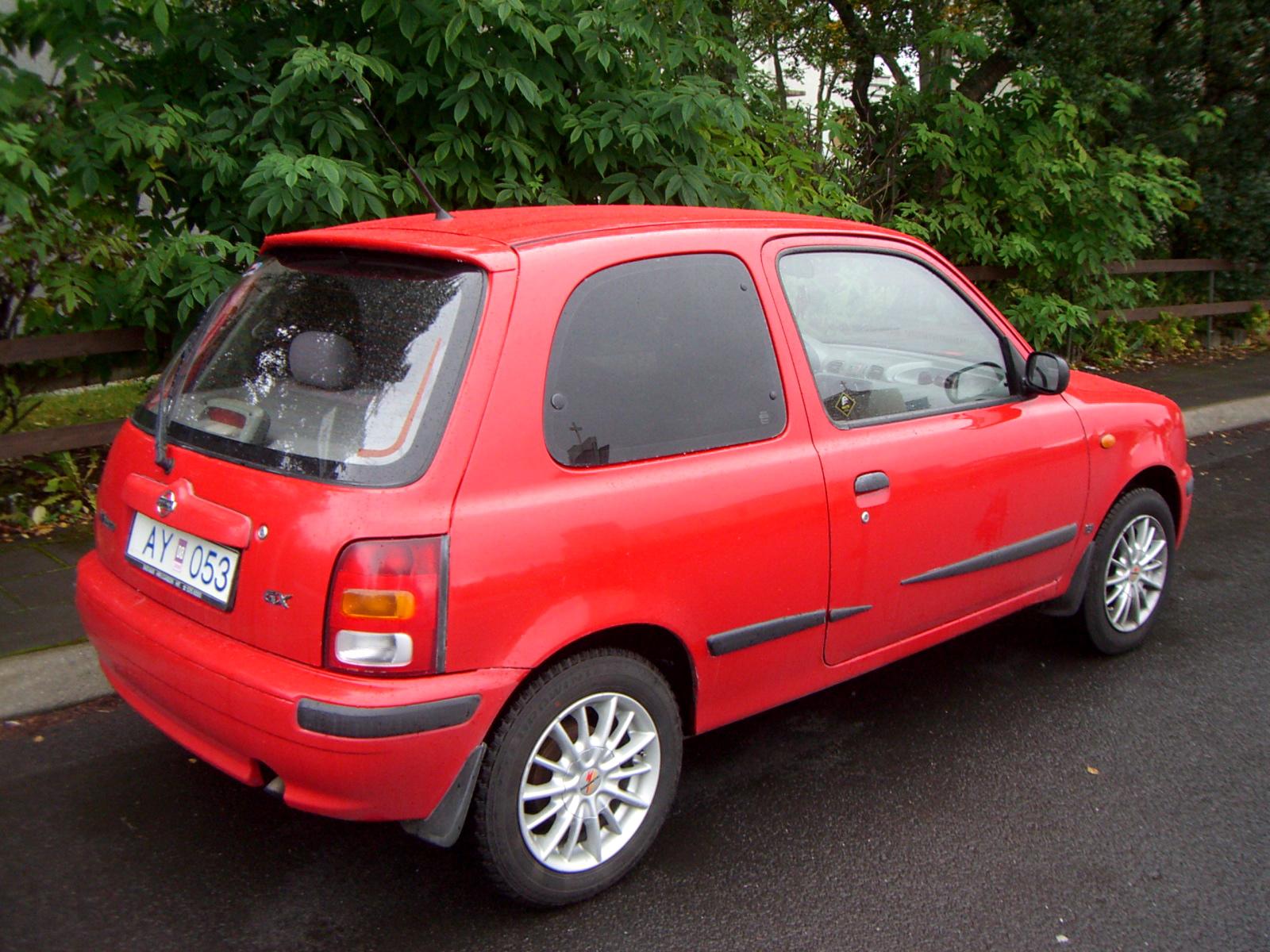 1999 Nissan Micra Pictures Cargurus