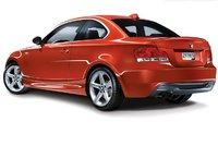 2009 BMW 1 Series, Back Left Quarter View, exterior, manufacturer