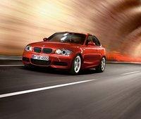 2009 BMW 1 Series, Front Left Quarter View, exterior, manufacturer