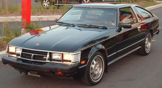 Picture of 1981 Toyota Supra, exterior, gallery_worthy