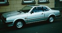 1980 Honda Prelude Overview