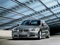 2009 BMW 3 Series 328i Coupe, Front Quarter View, exterior, manufacturer