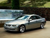 2009 BMW 3 Series 328i xDrive Coupe, Front Left Quarter View, exterior, manufacturer