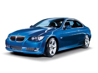 2009 BMW 3 Series 335xi Coupe, Front Left Quarter View, manufacturer, exterior