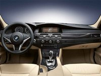 2009 BMW 5 Series 528i, Interior View, interior, manufacturer
