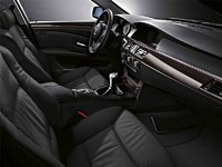 2009 BMW 5 Series 550i, Interior View, interior, manufacturer, gallery_worthy