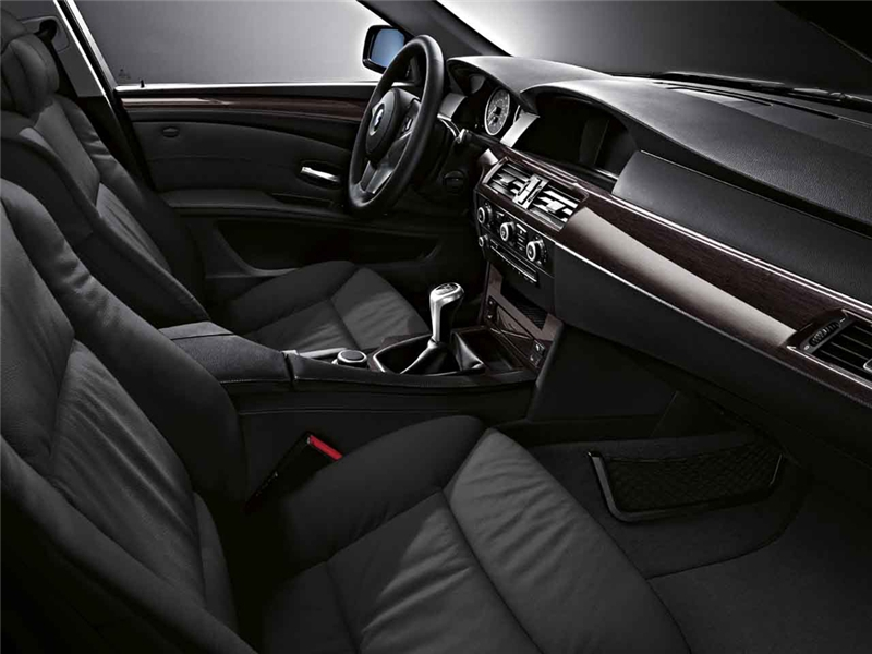 Bmw 5 Series Interior 2009 Car Wallpapers Auto Hot Import