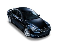 2009 BMW 5 Series 550i, Overhead View, exterior, manufacturer, gallery_worthy
