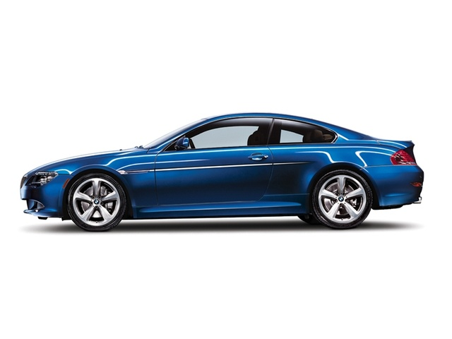 2009 BMW 6 Series 650i, Left Side View, exterior, manufacturer
