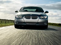 2009 BMW 6 Series 650i Convertible, Front View, exterior, manufacturer