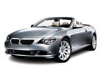 2009 BMW 6 Series 650i Convertible, Front Left Quarter View, exterior, manufacturer